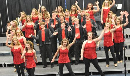 Encore Performance at SFCC on January 6th