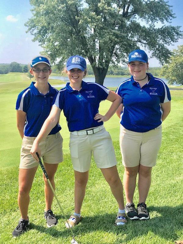 Golf Lady Bluebirds Lady Bluebird Golf