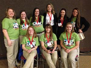 State FCCLA Leadership Conference